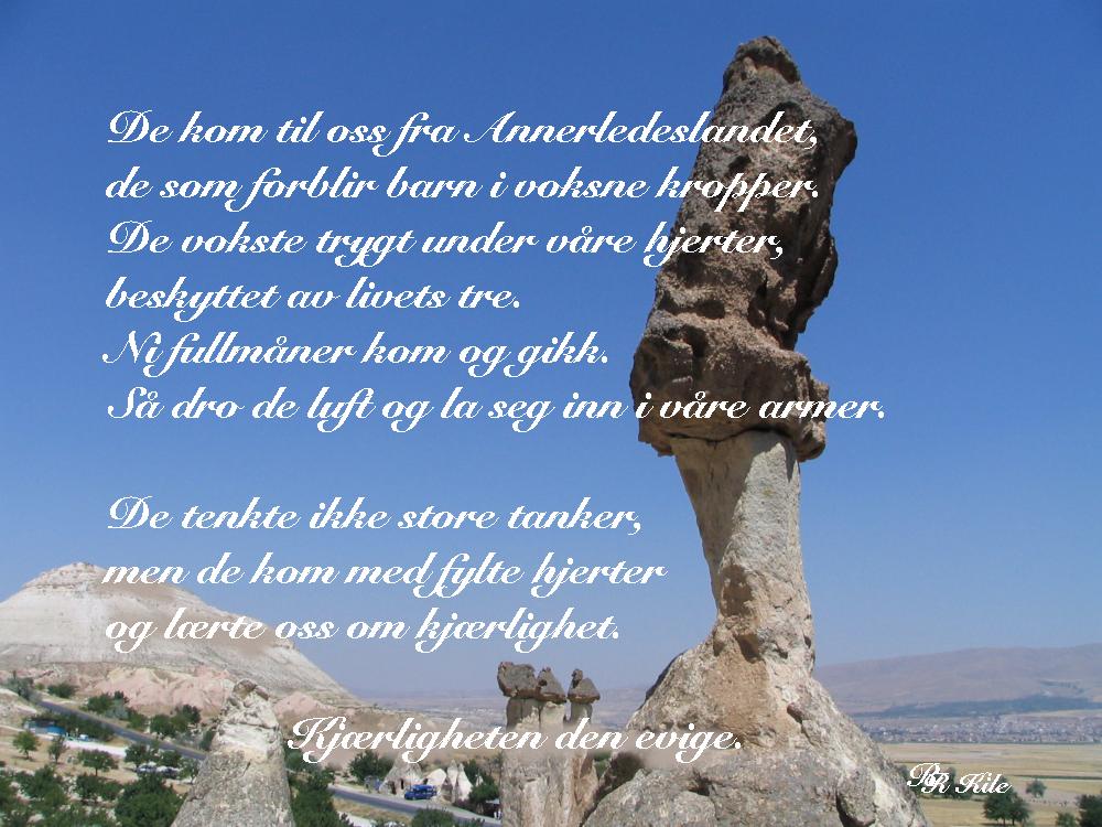 lyrikk, poesi, poem, ordlek, verselinjer, versemål, Å elske er menneskers styrke, Forfatter R.R. Kile, mennesker på menneskevei
