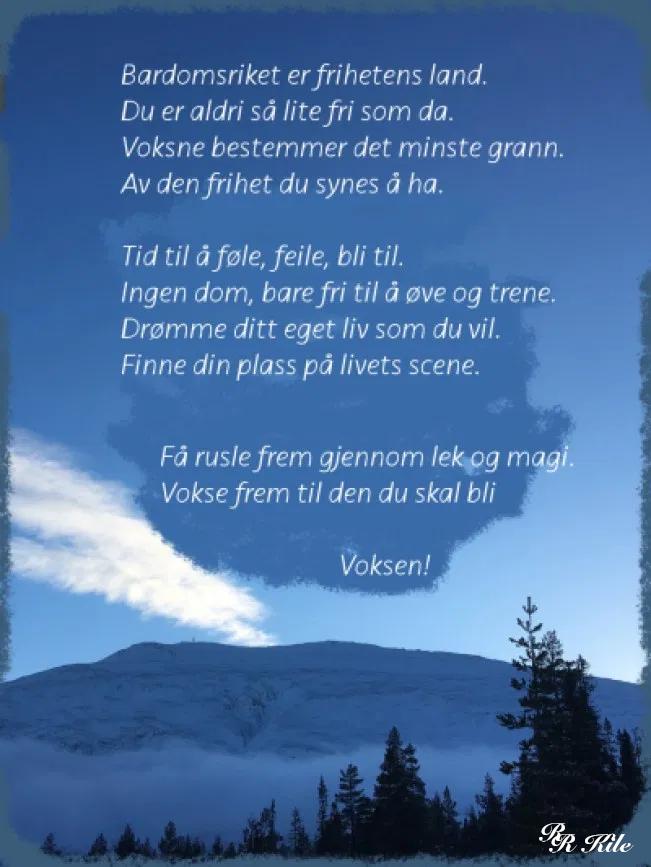 Poesi og Vers, Dikt, Poem, Lyrikk, Ordlek, Verselinjer, Versemål, hyttedrømmer. å drømme en rose, å veve tepper av ord, Forfatter R.R. Kile.