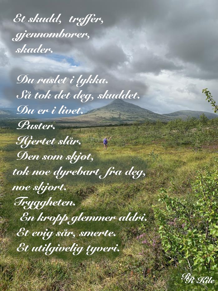 Ord og versemål, en kropp glemmer aldri, vi puster sammen, mennesker og trær, dyr, hjerter til hjerter, hjertet menneskers sanne hjem. Kan vi ikke bare tenne lys i sola så den ser bedre, dikt, poesi, lyrikk, forfatter R.R. Kile.