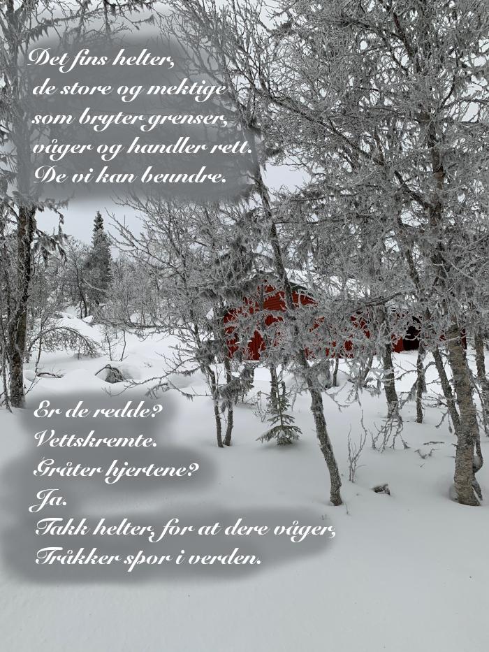 Ordgleder og dikt, er helter redde? Vettskremte, måtte lys fra hjerter skinne i mørket,  de mangfoldige steder, poesi, vår mangfoldige verden, å pusse verdens tenner, forfatter R.R. Kile