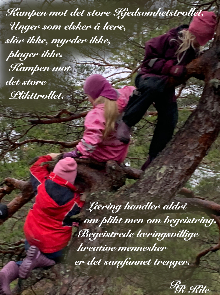 Unger som elsker å lære. slår ikke, myrder ikke, vi i er et vi og alle,  en mangfoldig verdjeg vil hente ro fra havet, en, tida snurrer rundt og rundt med oss, Heia jorda, poesi, dikt, Forfatter R.R. Kile