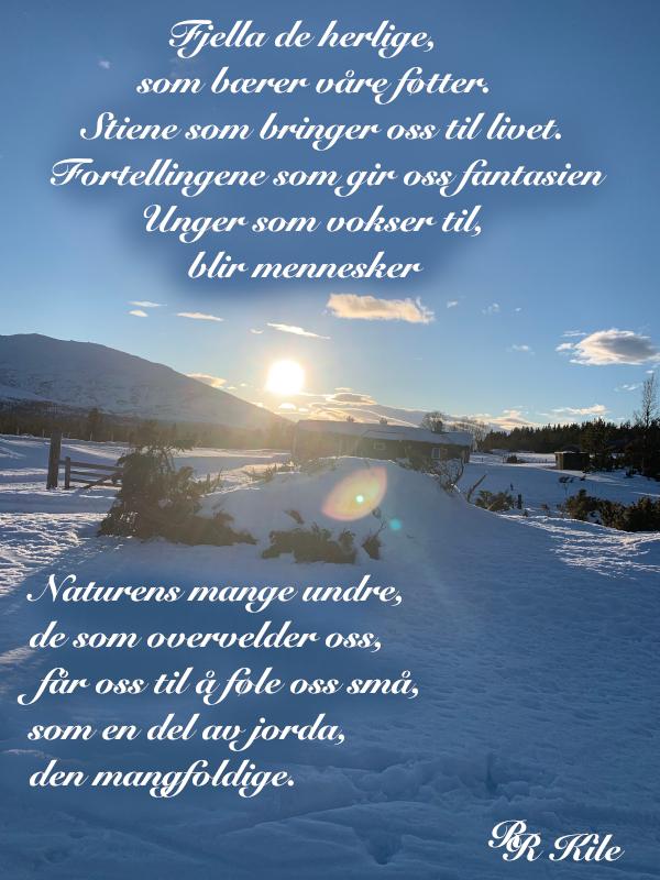 vers, poem, lyrikk, versmål, verselinjer, ordlek, naturglede,  fruktens sødme blir drømt, solkyss mot huden, livet vever i sansers fylde, å søke verdens navle, å dele en paraply sammen, en juvel det, Forfatter R.R. Kile