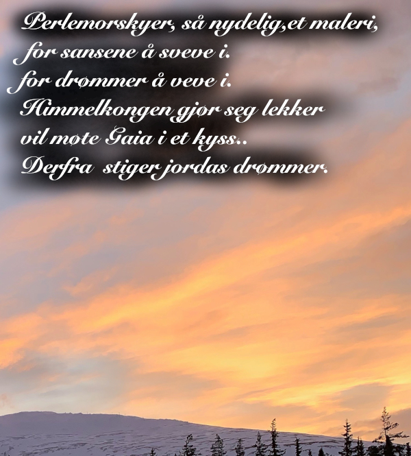 Vers, versemål, lyrikk, verselinjer, ordlek, ordgleder, naturens diamanter, blomster forsterker minner, himmelkysset, Forfatter R.R. Kile