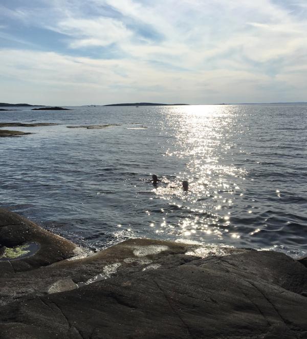 Poesi, tomheten er tommere enn havet, sjøen står i stampe,  verdenborgere er vi, gjennom semulegrøt og havregrøt dit høye tinder faller,  vers, lyrikk, borgere av livet, Forfatter R.R. Kile